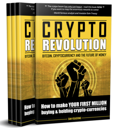 Crypto Revolution: bitcoin, cryptocurrencies and the future of money