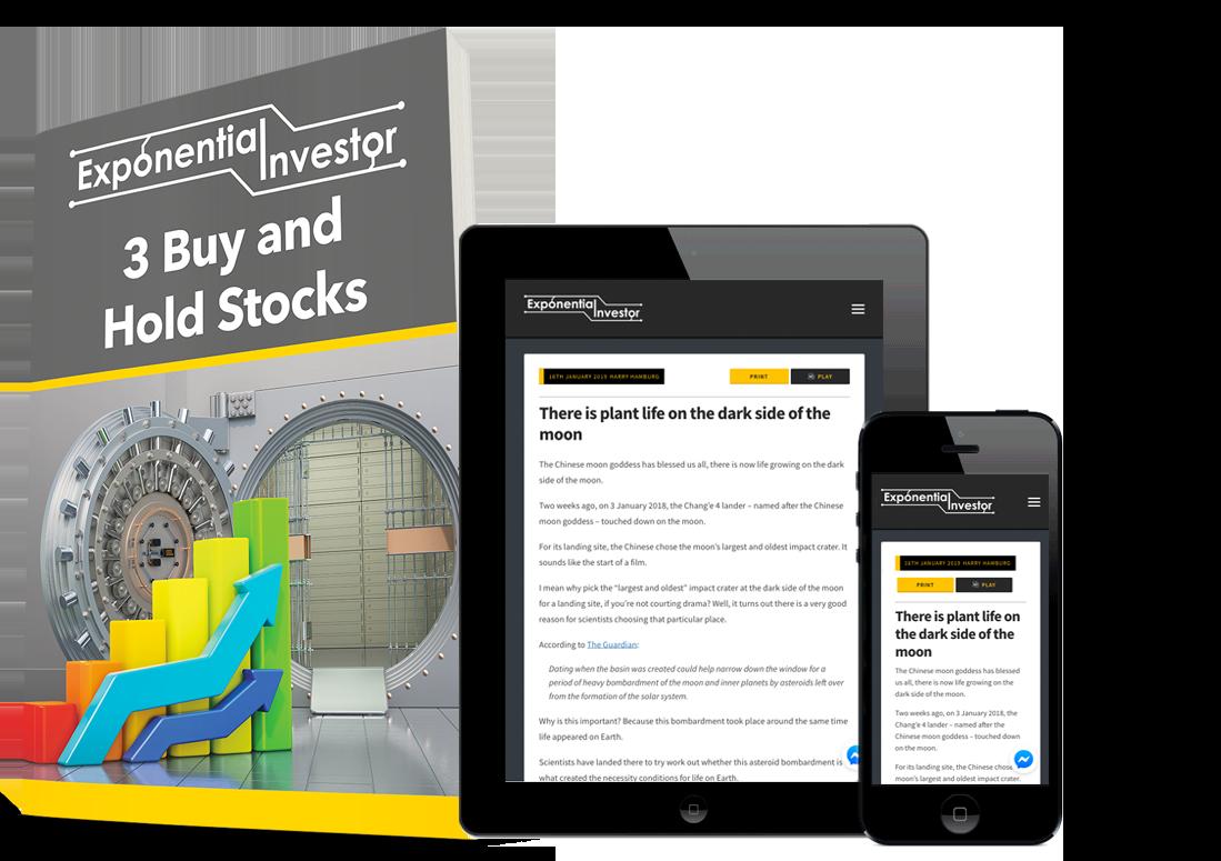 3 Stocks report cover