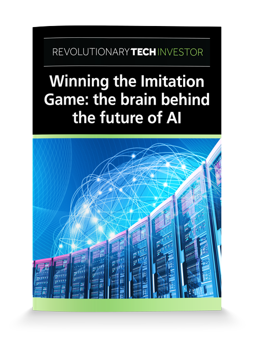 Winning the imitation game: the brain behind the future of AI