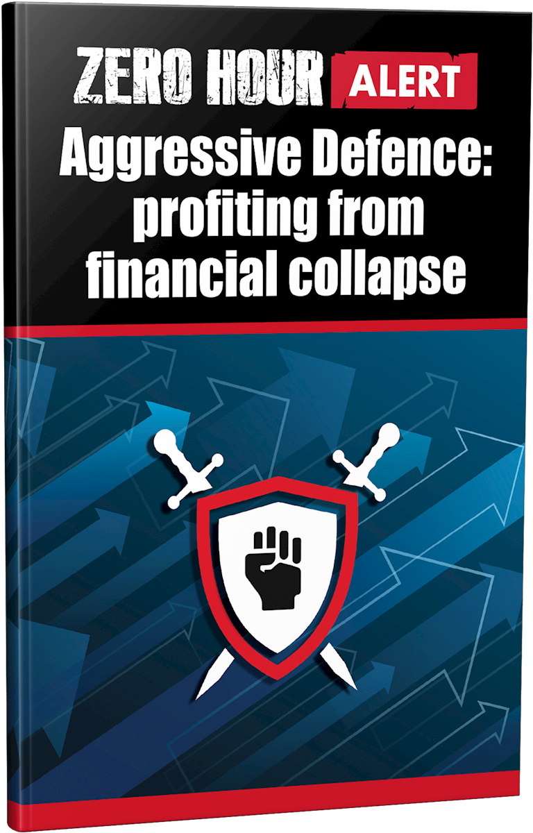 Aggressive Defence: Profiting from Financial Collapse