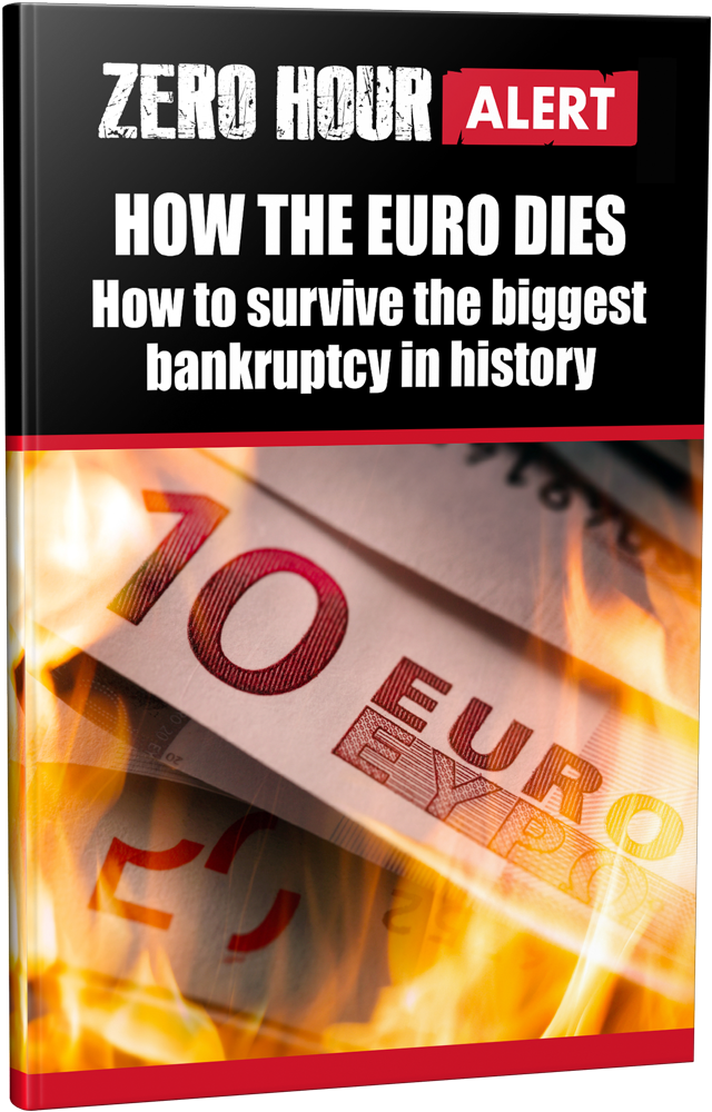 How the Euro Dies: Surviving the biggest bankruptcy in history.