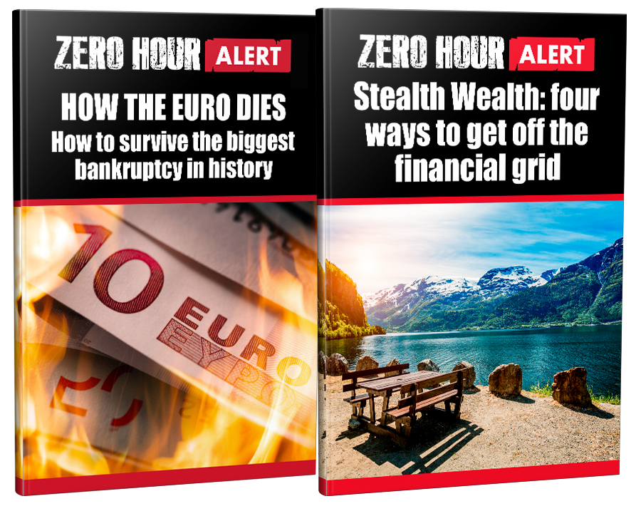 report How the Euro Dies: Surviving the biggest bankruptcy in history.