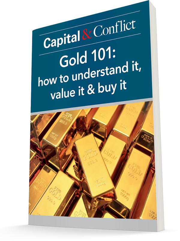 Gold 101: How to understand it, value it & buy it