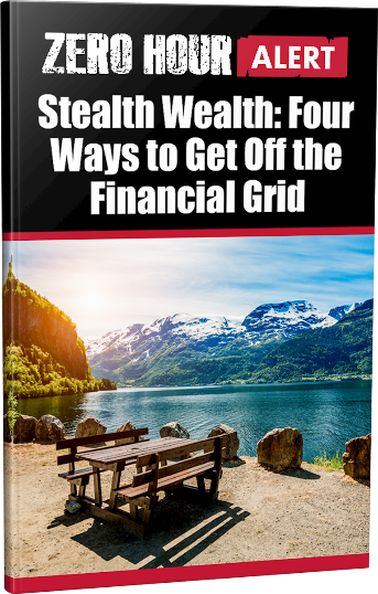 Stealth Wealth: Four Ways to Get Off the Financial Grid